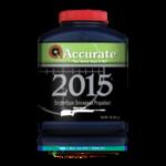 Accurate Powders Rifle Powder 1lb Green 2015