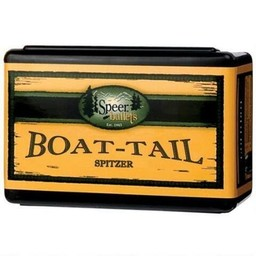 Speer Bullets Boat-Tail Soft-Point