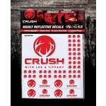 C-EZ Reflective Outdoor Products Highly Reflective Decals