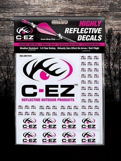 C-EZ Highly Reflective Decals