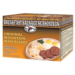 Hi Mountain Breakfast Sausage Seasonings