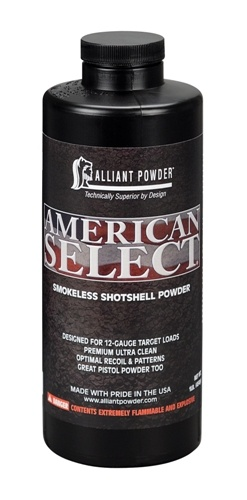 Alliant Powder 1lb American Select Shotshell