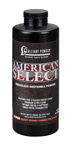 Alliant Powder 1lb American Select Shotshell