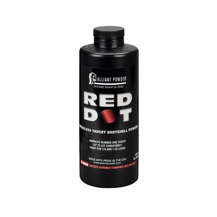 Alliant Powder 1lb Red Dot Target Shotshell