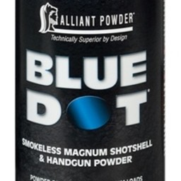 Alliant Powder 1lb Blue Dot Shotshell