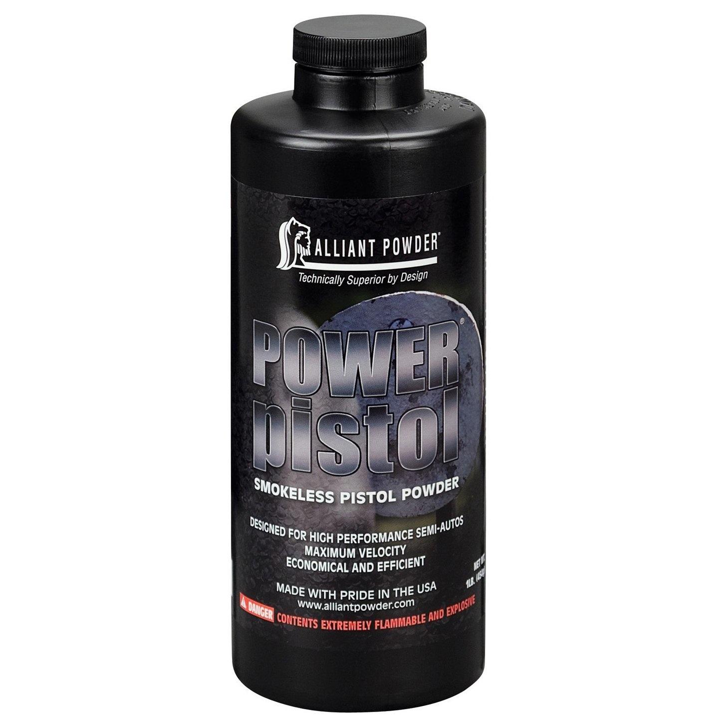 Alliant Powder 1lb Powder Pistol