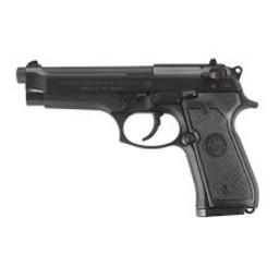 Beretta Beretta 92FS 9mm Blued  2 Magazines and Hard Case