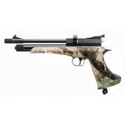 Diana Chaser Co2 Pellet Pistol .177 Bolt Action 495fps Adjustable Rear Sight