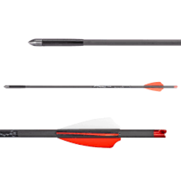 FeraDyne Axe Crossbows Micro Bolt .166ID w/ Aluminum Nocks(6 Pack)