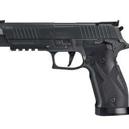 Sig Sauer X-Five .177 Cal Co2 Pellet Gun, 20 Round Belt Fed Magazine up to 430fps
