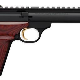 "Browning Browning Field Target 22LR 5.9"" Barrel Rosewood Grip Suppressor Ready"