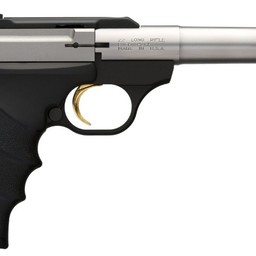 Browning Browning Buck Mark Camper .22LR Stainless UFX w/ Adjustable Sights