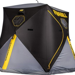 Frabill Frabill Fortress 260 Kick Out Shelter 69 Fishable Sq Ft
