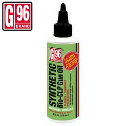 G96 Synthetic Bio-CLP Gun Oil 4 fl oz