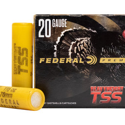 "Federal Premium Federal Premium 20 Gauge 3"" 1 1/2oz #7 Heavyweight TSS Turkey (5 Shot)"