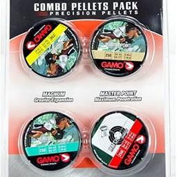 Gamo Adult Precision Airguns Gamo Combo Pack .177 Cal Pellets (1000 Count)