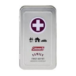 Coleman Family First Aid Kit 107-Piece