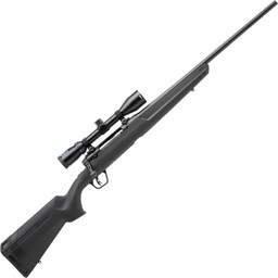Savage Savage Axis II XP 6.5 Creedmoor Black Synthetic w/Bushnell Banner Scope