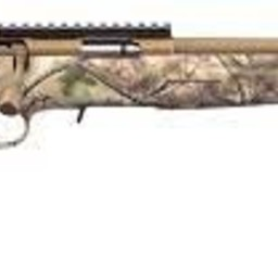 Ruger American .22LR  Burnt Bronze Cerakote Finish Go Wild Stock