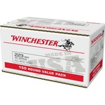 Winchester 223 Rem 55 Grain FMJ 150 Round Value Pack