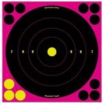 Birchwood Casey Shoot-N-C Reactive Targets 30-Pack & 360 Repair Stickers