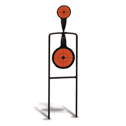 Birchwood Casey Birchwood Casey Sharpshooter Metal Spinner Target .22 Rimfire