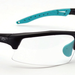 Walkers Walker's Impact Resistant Sport Glasses Teal