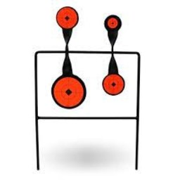 Birchwood Casey Birchwood Casey Duplex Metal Spinner Target .22