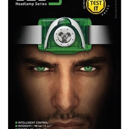 LED Lenser SEO 3 Headlamp 100 Lumens