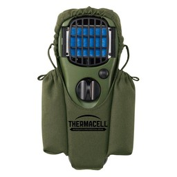 ThermaCELL Green Holster w/ Clip