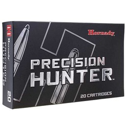 Hornady Hornady Precision Hunter 6.5 Creedmoor 143 Grain ELD-X (20 Count)