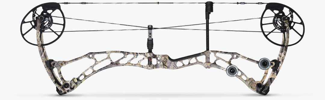 Bowtech Solution SS 60# Breakup Country Right Hand