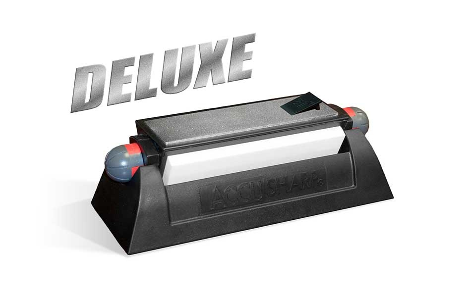 AccuSharp Deluxe Tri Stone Sharpening System