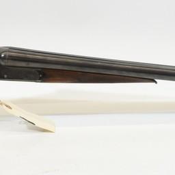 "Webley & Scott UG-14814 USED Webley & Scott SXS 12 Gauge 2 3/4"" 26.5"" Barrels 13.5 ""Length of Pull"