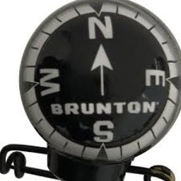 Brunton Brunton Globe Compass Tag Along Portable Compass