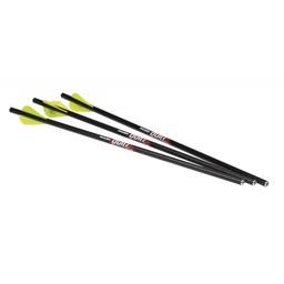 """Excalibur Excalibur Illuminated Quill 16.5"""" Carbon Arrows (3-Pack)"""