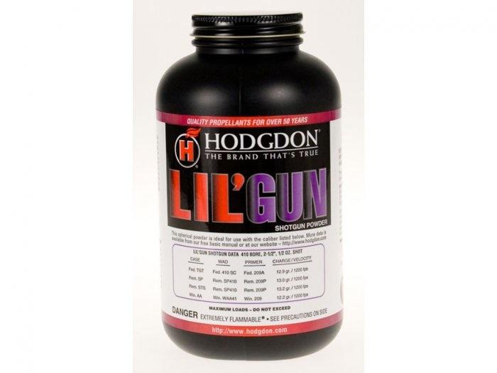 Hodgdon Lil'Gun Shotgun Powder 1lb