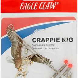 Eagle Claw Crappie Rig  Size 4
