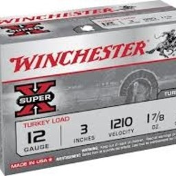 "Winchester Winchester Super X 12 Gauge 3"" 1 7/8oz #4 Turkey Load (10 Rounds)"