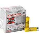 """Winchester 20 Gauge 2 3/4"""" 3/4oz #6 Steel ( 25 Rounds)"""