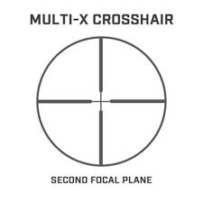 Bushnell Bushnell Trophy 6-18x50mm Matte Multi X Scope