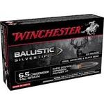 Winchester 6.5 Creedmoor 140 Grain Ballistic Silvertip (20 Rounds)