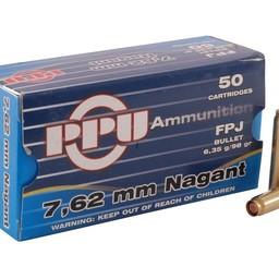 PPU Prvi Partizan (PPU) 7.62mm Nagant 98 Grain FPJ