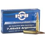 PPU 7.65x53 Argentine 180 Grain SP BT
