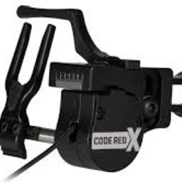 Ripcord Ripcord Code Red X Arrow Rest Left Hand Black