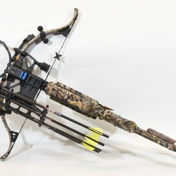 Excalibur UB-276 USED Excalibur 360 Micro Take-Down Crossbow w/ Accessories & 4 Bolts