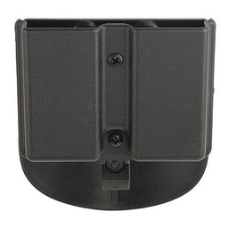 Uncle Mike's Tactical Kydex Double Magazine Case