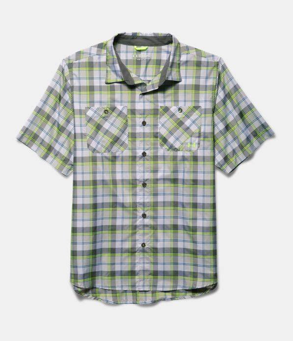Under Armour Under Armour Chesapeake Plaid SS Shirt