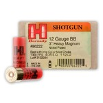 """Hornady 12 Gauge BB 3"""" Heavy Magnum Coyote"""