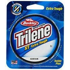 Berkely Trilene XT 20lb Clear 270 Yards